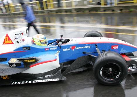 Pål Varhaug på Brno - Foto: Insight F1