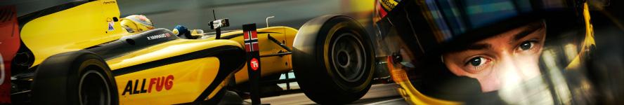 Pål Varhaug Racing banner