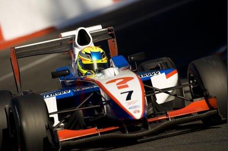 Pål på vei mot 3. plass i Pau